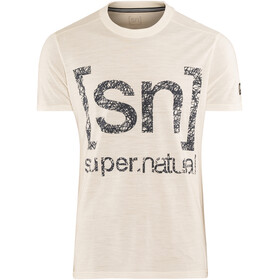 super.natural Graphic Shortsleeve Shirt Men white